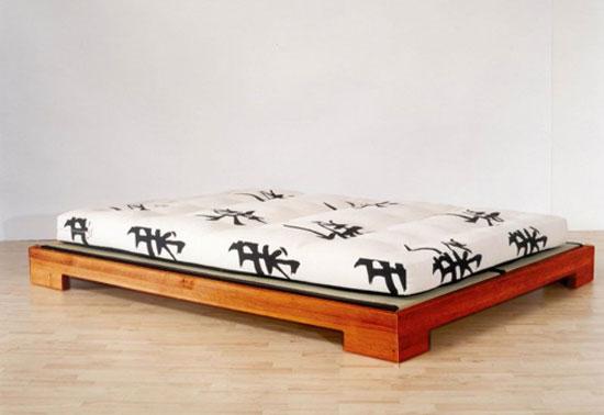 Camas japonesas - Cama tipo tatami ...